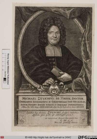 Bildnis Michael Züllich