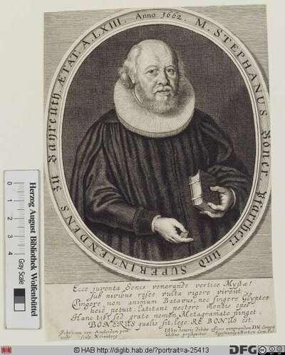 Bildnis Stephan Böner