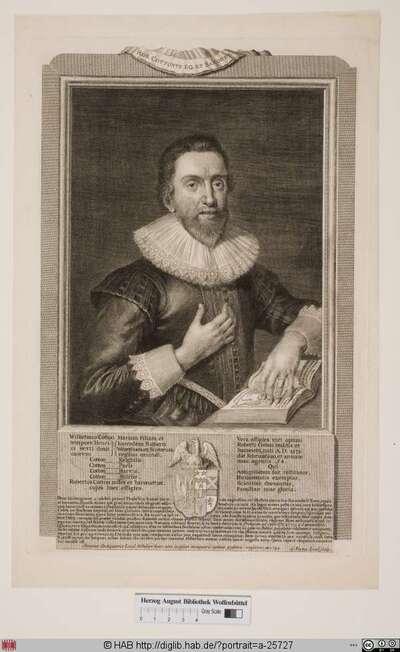Bildnis Sir Robert Bruce Cotton