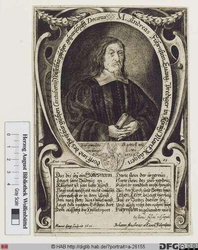 Bildnis Andreas Führnstein