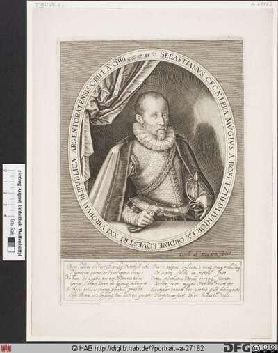 Bildnis Sebastian Mueg von Boffzheim d. J.