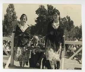 PERALADA - Celebració de la Festa de la Verema.