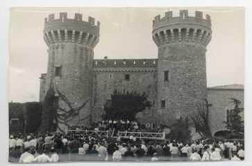 PERALADA- I Festa de la Verema al castell de Peralada.