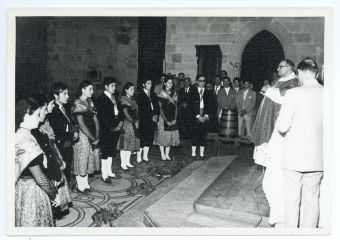 PERALADA- VIII Festa de la Verema al castell de Peralada.