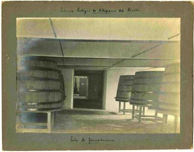 Sala de fermentacions