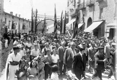 Viatge de Lluís Companys a la Vall d'Aran