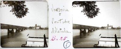 Pont sobre el riu Vístula.
