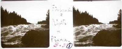 Ràpids del riu [Pikku].