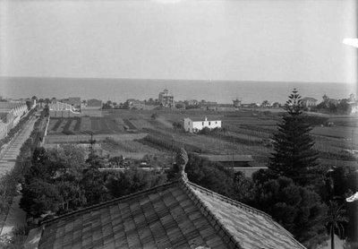 Vista panoràmica de Vilanova i la Geltrú.