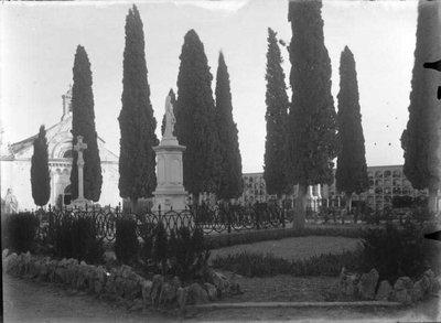 Cementiri de Vilanova i la Geltrú.