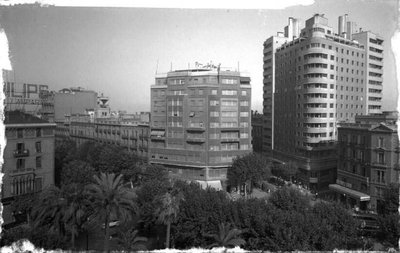 Plaça Urquinaona de Barcelona