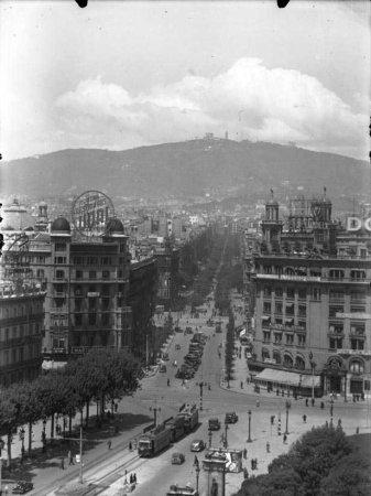 Rambla de Catalunya de Barcelona