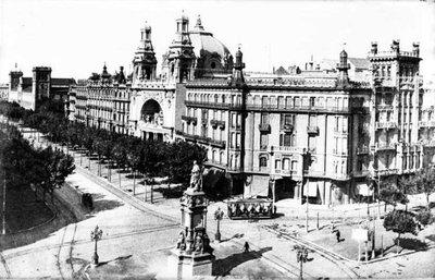 Passeig de Gràcia de Barcelona