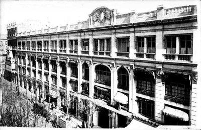 Teatre Tívoli de Barcelona.