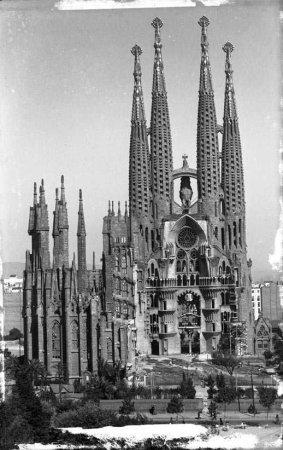 Temple de la Sagrada Família.