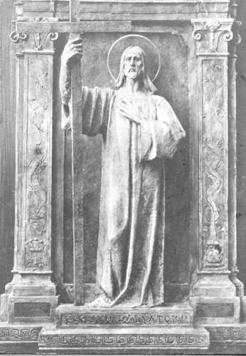 Isus Spasitelj - sadreni model