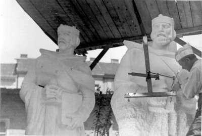 Spomenik kralju Tomislavu, Beograd
