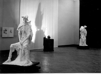 Tifusari - postav izložbe