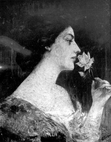 Portret gđe Leppe