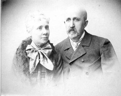 Roditelji Slave Raškaj - majka Olga i otac Vjekoslav