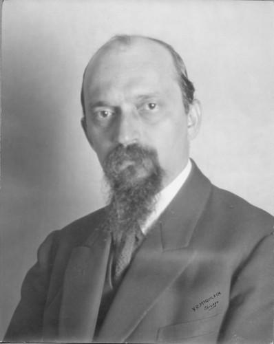 Ivan Meštrović, Chicago, 1925.