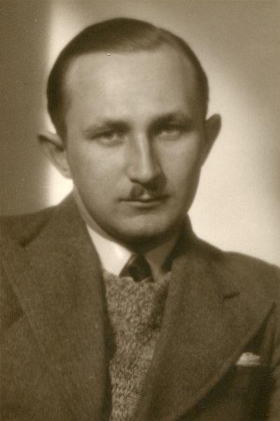 1944-1964. Zbigniew Jerzy Przybylski (ur. 1913), brzeski weterynarz