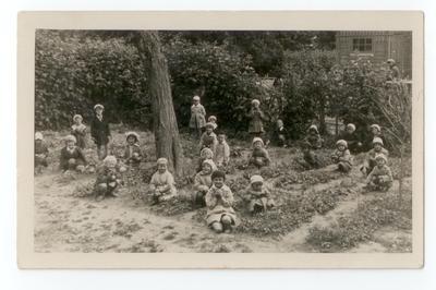 1934. Przedszkole Koła Rodziny Wojskowej w Hrubieszowie