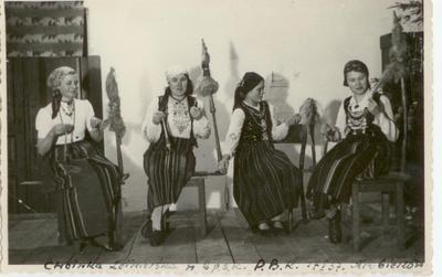 17.01.1937. Choinka żołnierska