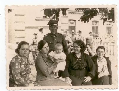 1930-1939. Zawody hippiczne w 2 Pułku Strzelców Konnych w Hrubieszowie
