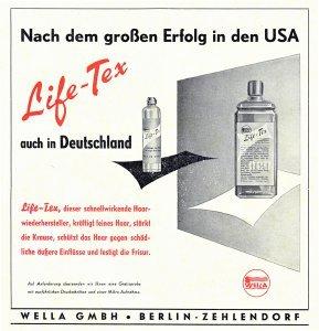 WELLA - LIFE-TEX