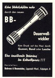 BEHRENS und BAUMEISTER DAUERWELLWICKLER