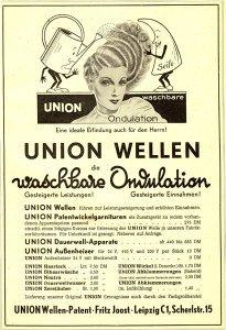 UNION WELLEN - die waschbare Ondulation