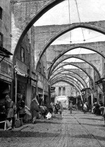 Damascus, Straßenbild, stadtwärts
