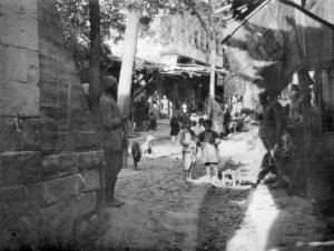 Biredjik, Durchblick auf Bazar