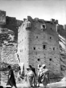 Aleppo am Burgberg