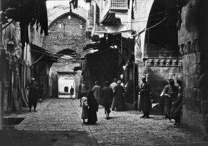 Aleppo-Straßenbild
