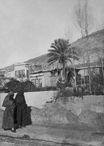 Damascus, Haus am Wege durch die obere Stadt, Abels Grab