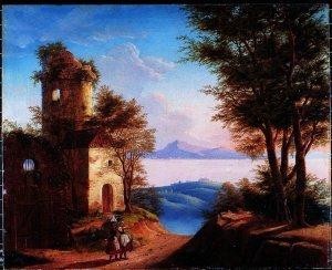Italienische Landschaft