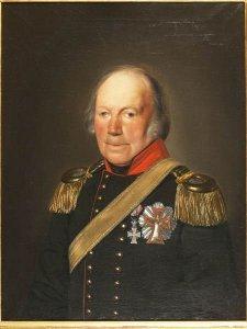 Oberst Carl von Lange