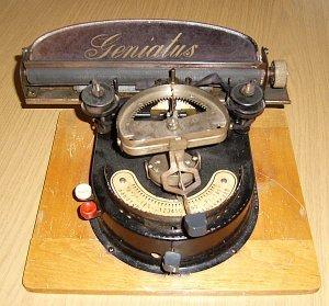 Schreibnaschine