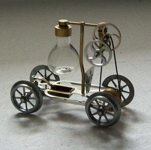 Dampfdraisine (Modell)