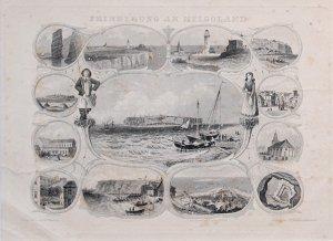 Erinnerung an Helgoland