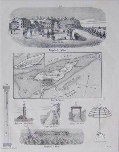 Ansichten von Helgoland