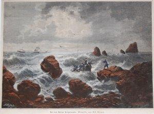 An den Ufern Helgolands