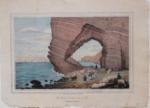 Helgoland Möhrmersgatt
