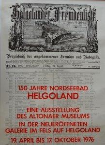 150 Jahre Nordseebad Helgoland