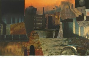 Sterbende Stadt