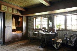 Wohnstube des Altfriesischen Hauses