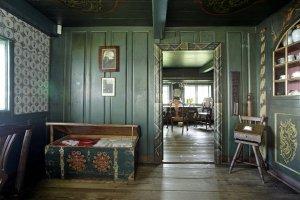 Kellerkammer des Altfriesischen Hauses