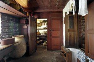 Küche des Altfriesischen Hauses